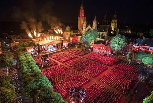 Rieu, Vrijthof, Maastricht